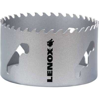 Lenox 4 In. Carbide-Tipped Hole Saw w/Speed Slot