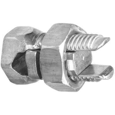 Gardner Bender #8 to #0 AWG Solid Aluminum Split Bolt Connector